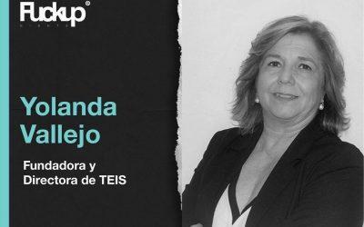 Conferencia Yolanda Vallejo, Fundadora de Teis