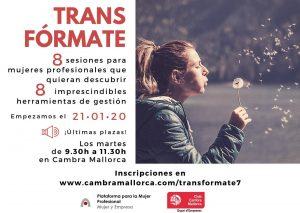 TRANSFÓRMATE 7ª EDICIÓN